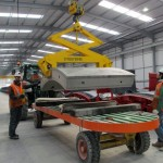 Завод по производству железобетонных блоков для обделки тоннелей