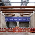 Портал Ройал-Оук готов принять тоннелепроходческие комплексы