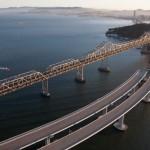 После окончания строительства нового моста существующая восточная часть моста будет демонтирована
