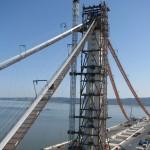 Рабочие мостики для установки кабеля - catwalks