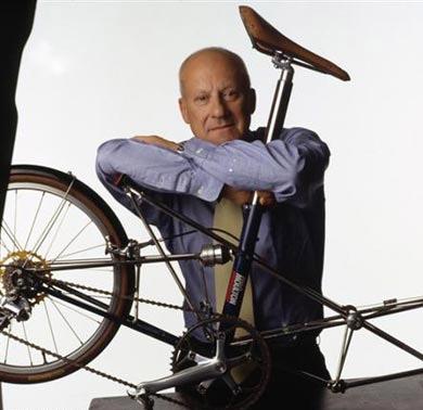 Сэр Норман Фостер - велосипедист-энтузиаст